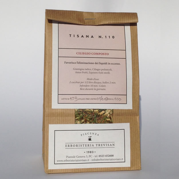 Tisana N°110 Diuretica