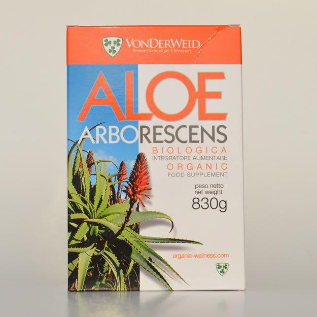 Aloe Arborescens Senza Alcol 830gr – Ricetta Di Padre Romano Zago