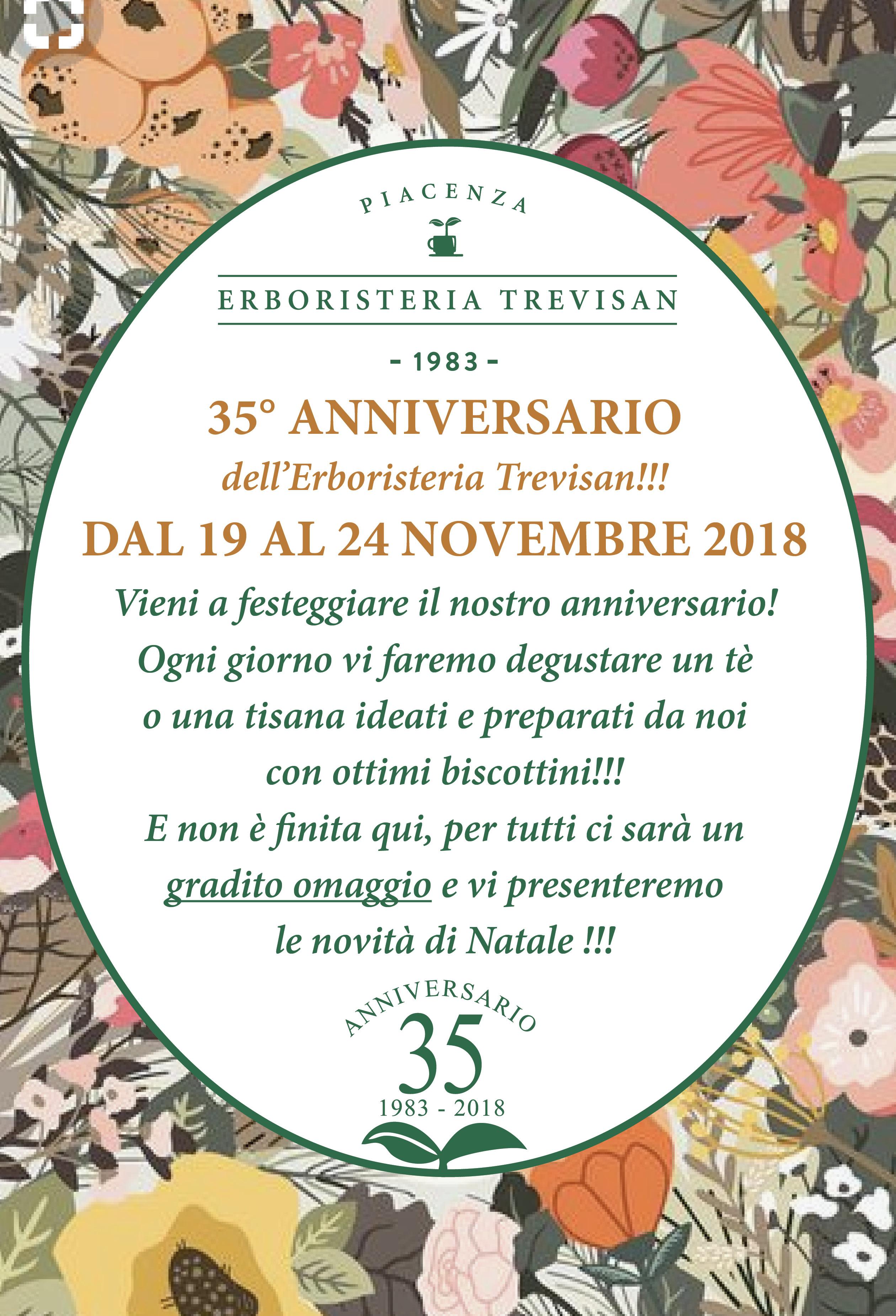 35° ANNIVERSARIO 1983 – 2018