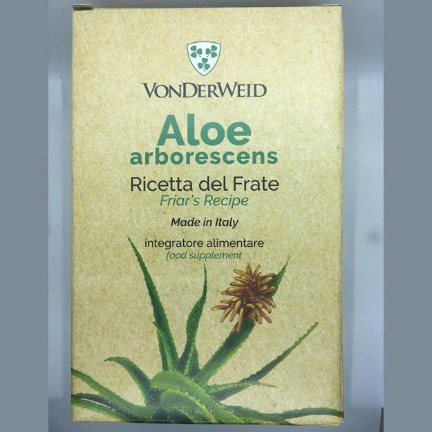 Aloe Arborescens BIO 830gr – Ricetta Di Padre Romano Zago