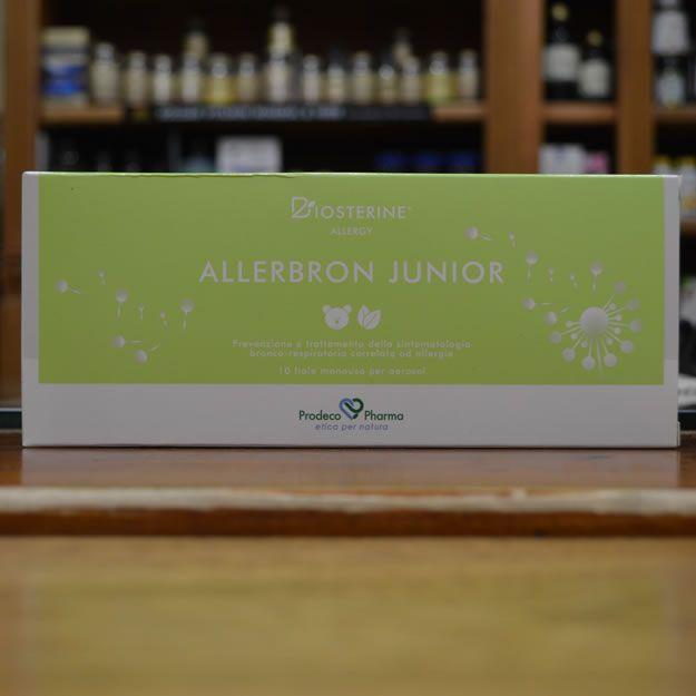 Allerbron Junior Fiale Per Aerosol – Allergia