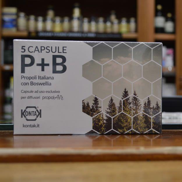 5 Capsule P+B
