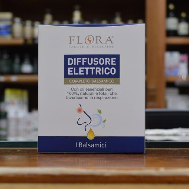 Flora Diffusore Elettrico I Balsamici