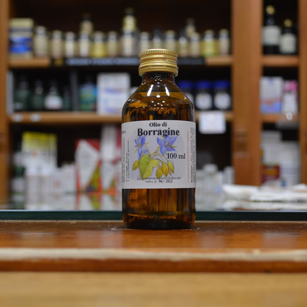 Olio Di Borragine 100ml