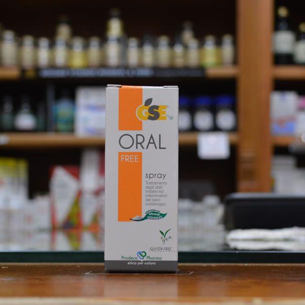 GSE Oral Free Spray Orale