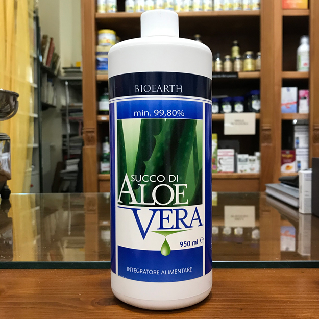 Aloe Vera Min 99,80% 950ml Bioearth
