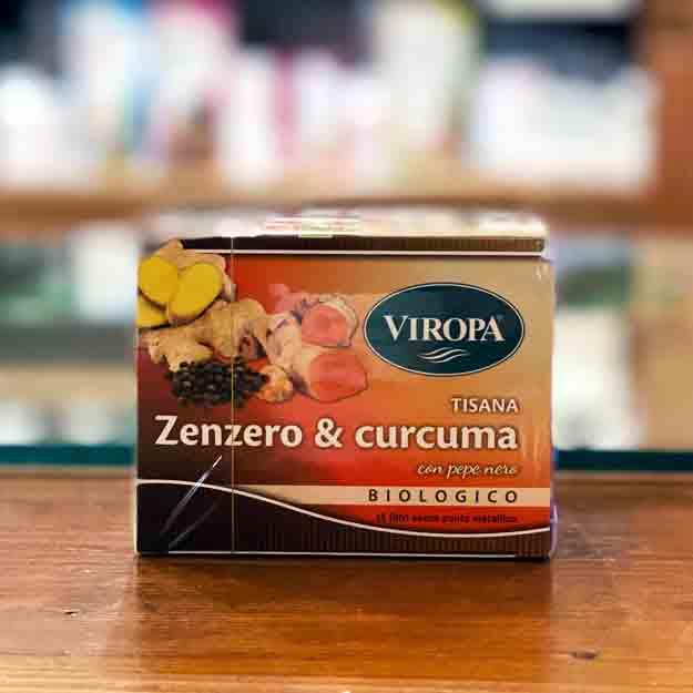 Zenzero E Curcuma