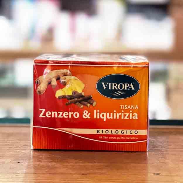 Zenzero E Liquirizia