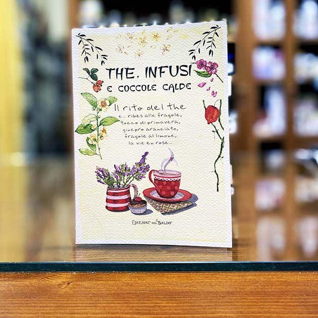Libro The, Infusi E Coccole Calde