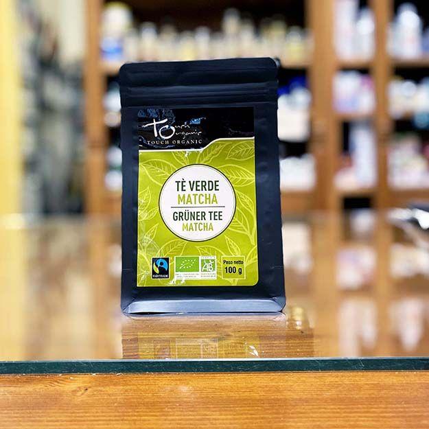Tè Verde Matcha Organic