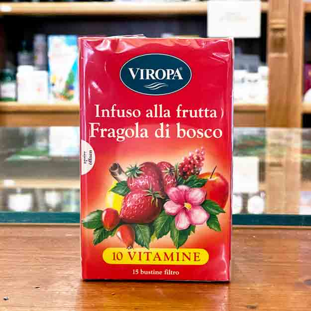 Fragola Di Bosco Con 10 Vitamine