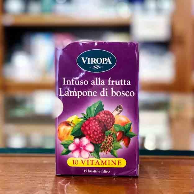 Lampone Di Bosco Con 10 Vitamine