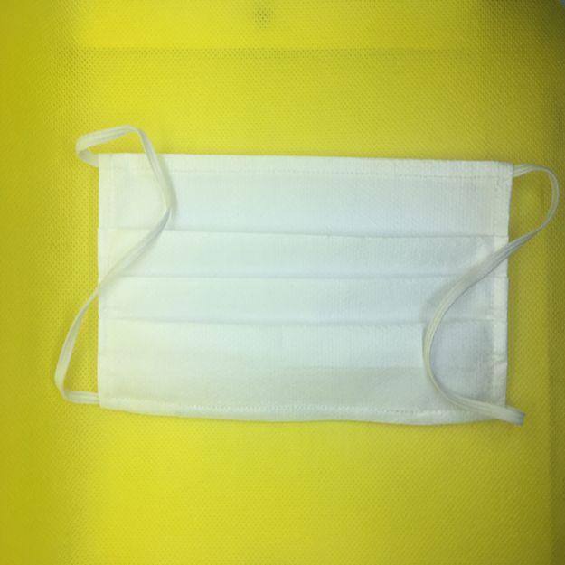 Mascherina Facciale Protettiva Lavabile Filtrante 3 Strati